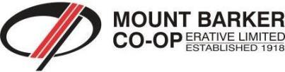 Mt Barker Co-Operative's Company logo
